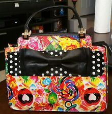Iron Fist Purse Bag Handbag, Sweets for my Sweet, Cupcake, Candy NWT