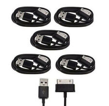 5x USB Sync Data Cable Charger Samsung Galaxy Tab Note 7.0 7.7 8.9 10.1 Tablet 2