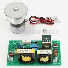 AC 100W 220V Ultrasonic Cleaning Generator Driver Board+ 60W 28KHz Transducer