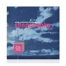 Sunography Fabric  Vintage DIY Craft Creativity Cyanotype Photography UK SELLER