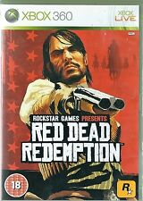 Xbox 360 Red Dead Redemption (Xbox One compatible)