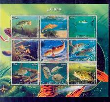 ethiopia / 2016 marine life-rare fishes.. /mnh.good condition