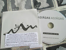 Adjágas ‎– Adjágas Ever Records  EVER06CD Promo CD, Album
