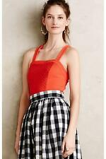 New Anthropologie Gavi Halter Tank Sz M Size Medium 8 10 NIP Top by Deletta