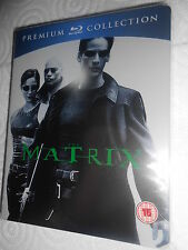 MATRIX UK EXCLUSIVE STEELBOOK LIMITED EDITION SEALED BRAND NEW RARE !!