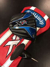 Callaway XR 16 LD 5* Degree Adjustable 450 cc Head Only w/ .335 tip Adapter NEW