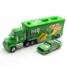 Disney Pixar Cars NO.86 Chick Hicks et Mack Superliner Truck 2-Pack Toys