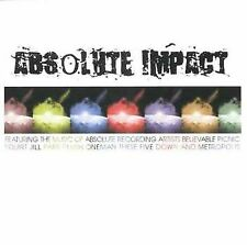 Absolute Impact Records Christian Sampler (CD, 1996) Squirt, Plush, Jill Parr