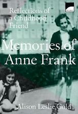 Acc, Memories of Anne Frank: Reflections of a Childhood Friend, Alison Gold, 059