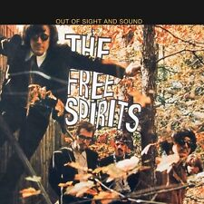 THE FREE SPIRITS - Out Of Sight And Sound. New CD
