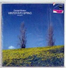 "George Winston ""Winter Into Spring"" 1985 SEALED LP Never Opened/Never Played"