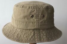 Stetson Trilby/Bucket washable  Golfing Boating hat  SPECIAL in 57cm M