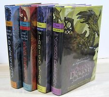 JAMES A OWEN HERE THERE BE DRAGONS SEARCH RED DRAGON INDIGO KING SHADOW SIGNED +