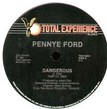 PENNYE FORD - Dangerous / Change Your Wicked Ways - Total Experience - TED1-2614