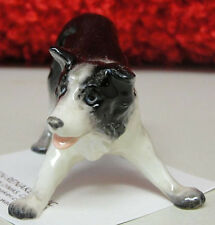 ➸ HAGEN RENAKER Dog Miniature Figurine Border Collie