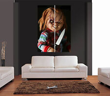 Chucky BAMBINO PLAY Giant WALL ART PRINT PICTURE POSTER