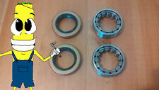 Dodge Dakota Pickup 2WD 1987-2010 Rear Wheel Bearing and Seal Kit PAIR TWO