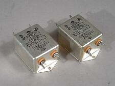 LOT of 2 Curtis Filters F1770AA10 RFI Filter
