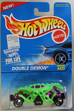 Hot Wheels 1:64 Scale 1995 Series DOUBLE DEMON