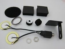 Dual Drum Trigger with Accessories for DIY Electronic Drum / Snare / Tom