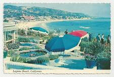Postcard, The Victor Hugo Inn at Laguna Beach, California 1976