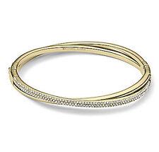NEW Michael Kors Bracelet Crystallized Criss Cross Bangle