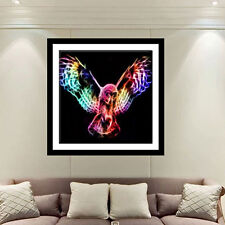 DIY 5D Flying Eagles Diamond Embroidery Painting Stitch Cross Home Wall Decor