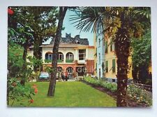 RIVA DEL GARDA Hotel Miravalle Al Girarrosto Trento vecchia cartolina