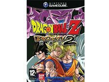 ## Dragonball Z Budokai 2 (Deutsch) Nintendo GameCube / GC Spiel - TOP ##