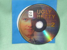 REPLACEMENT DISC 2 Ugly Betty First Season WS DVD HOTTIES VANESSA WILLIAMS