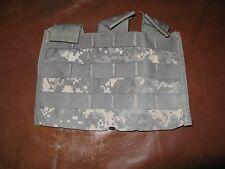 Molle II Triple Magazine 30 Round Camouflage Mag Pouch ACU UCP Army New
