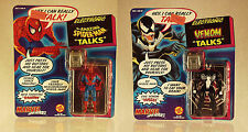 MARVEL SUPER HEROES | AMAZING SPIDER-MAN -&- VENOM | TALKS | ELECTRONIC | 1991