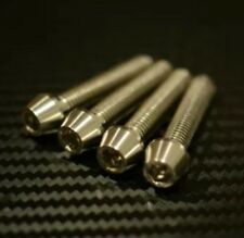 Aprilia RSV4 RSVR Mille Tuono Titanium Tapered Fork Pinch bolt Showa Ohlins