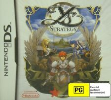 YS STRATEGY NINTENDO DS GAME + WARRANTY 3DS 2DS RPG BATTLE FANTASY
