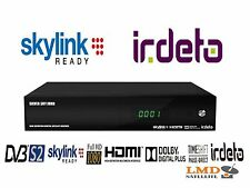 *** NUOVO *** SkyLink Pronto Argento SKY DIDC Full HD 1080p Irdeto fastscan LAN USB PVR