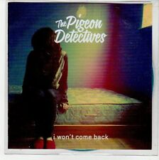 (EQ197) The Pigeon Detectives, I Won't Come Back - 2013 DJ CD