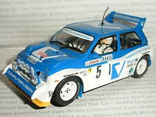 Scalextric - Metro 6R4 Computervision Ltd. Edn. - NEW