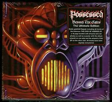Possessed Beyond The Gates Ultimate Edition CD new