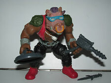 TMNT TEENAGE MUTANT NINJA TURTLES 1988 BEBOP 100% COMPLETE MIRAGE PLAYMATES