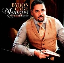 Memoirs of a Worshipper (CD) by Byron Cage (SEALED and NEW) Shelf GS 7