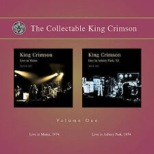 The Collectable King Crimson, Vol. 1 by King Crimson (CD, Oct-2006, 2 Discs, Dis