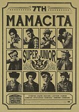 Super Junior - Mamacita B Ver. 7 [CD New]