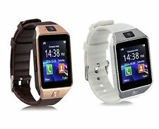 Smart Watch Phone GSM SIM+Card Slot Support Android IOS Phone