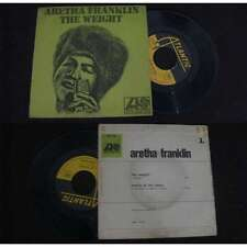 ARETHA FRANKLIN - The Weight French PS Soul Funk 1969