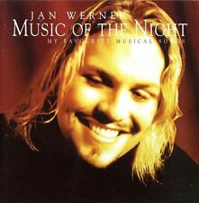 CD Norwegen Jan Werner - Music Of The Night - My Favourite Musical Songs, 1998,