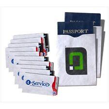 10 Credit Card & 2 Passport Holders Case Set W/anti-theft Rfid Blocking Security