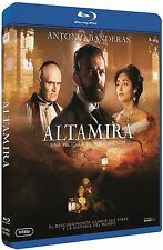 The Master of Altamira (Finding ) **Blu Ray B ** Antonio Banderas
