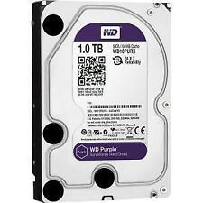 WD Purple 1TB Surveillance Hard Disk Drive 5400 RPM Class SATA 6 Gb/s 64MB