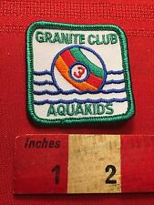 Granite Club Aquakids Swim Patch ~ Aqua Kids 60Y1