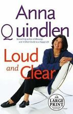 Loud and Clear (Random House Large Print Nonfiction)